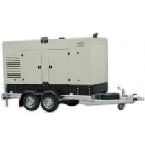 Agregat Prądotwórczy Fogo FV150 - (150 kVA-120kW) wersja mobilna na przyczepie
