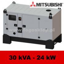 FDG 30 M3S - moc ( 30 kVA = 24 kW ) - agregaty prądotwórcze fogo, model FDG30M3S kod FM30ACGstage3A