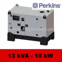 FDG 13 PD - moc ( 12,3 kVA = 10 kW ) - agregaty prądotwórcze fogo, model FDG13PD kod FP13ACG